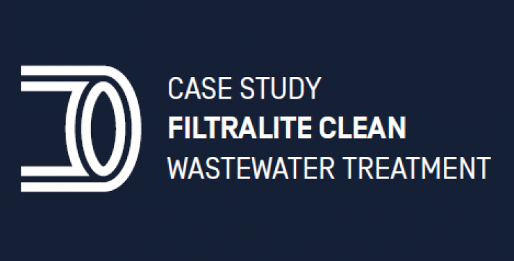 Case study - Filtralite Clean - Wastewater treatment