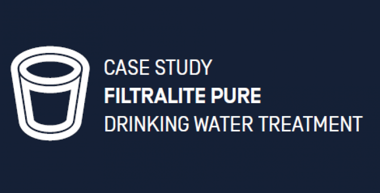 Filtralite Pure - Case Study - Drinking Water